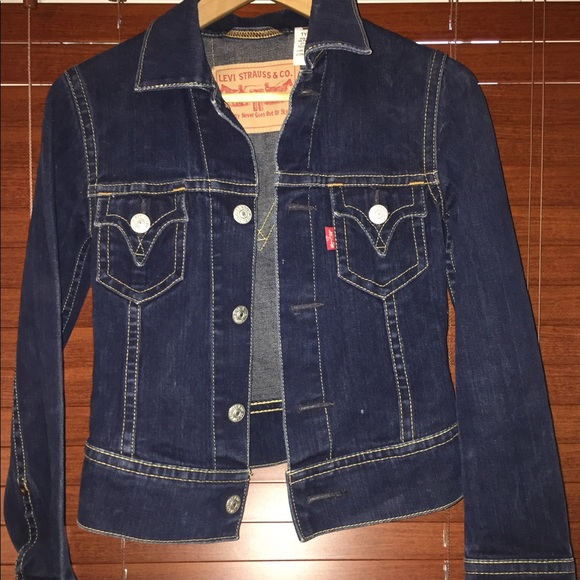 diverse styles customers first super cute Levi's Type 1 Iconic Jean Jacket Women's XS